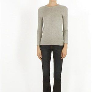FRAME Sweater Crew Neck Ragalan Cashmere Blend S